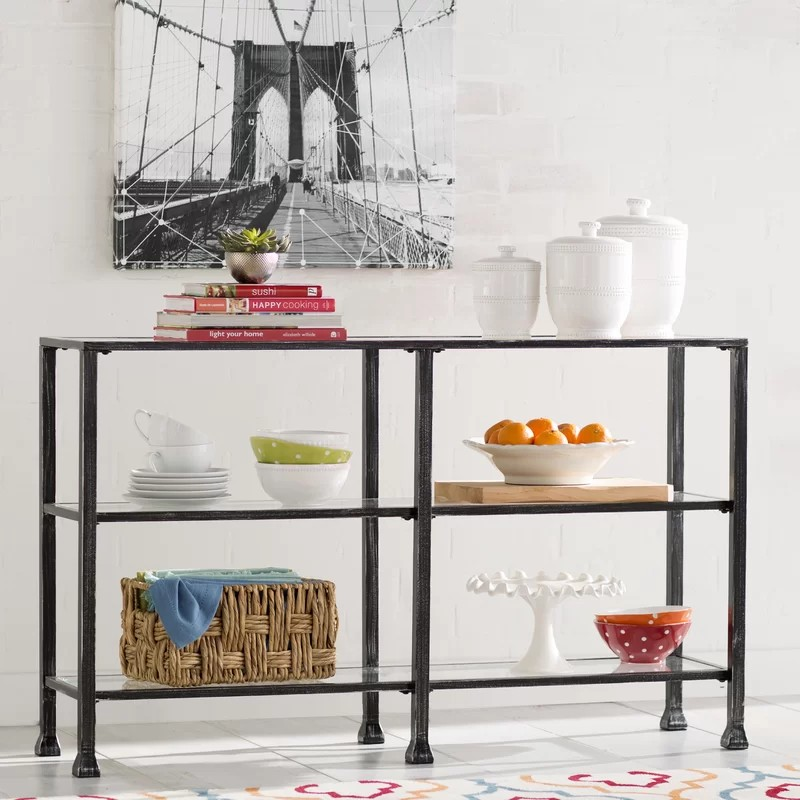 Rustic Console Tables that never Passed Out of Fashion rustic console tables Rustic Console Tables that never Passed Out of Fashion RebaConsoleTable