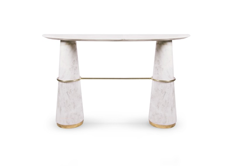The Best Marble Console Tables to your Home Decor marble console tables The Best Marble Console Tables to your Home Decor The Best Marble Console Tables to your Home Decor 4