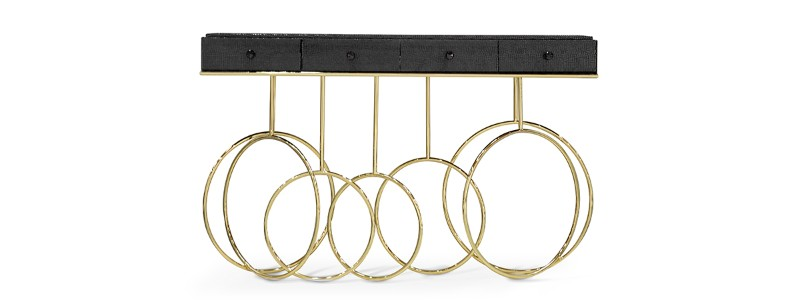 modern console tables The Top Brands of Modern Console Tables burlesque console 1