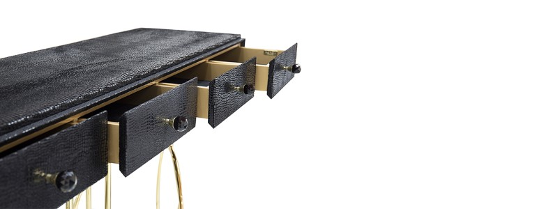 The Top Brands of Modern Console Tables modern console tables The Top Brands of Modern Console Tables burlesque console 6