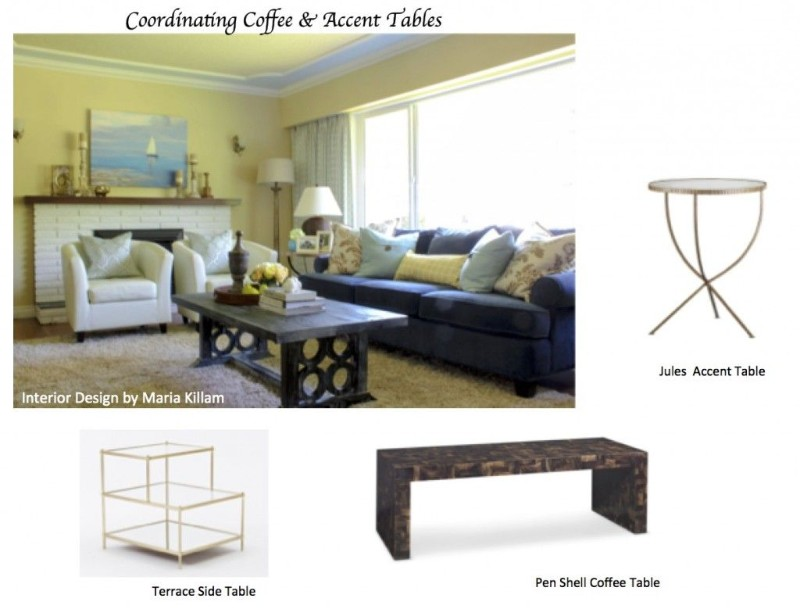 center tables Decor Tips: How to match Modern Console Tables & Center Tables Decor Tips How to match Modern Console Tables Center Tables 1