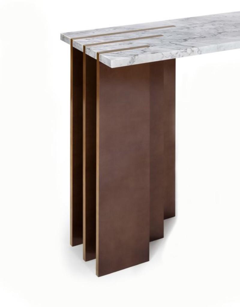 modern console tables Design Trends: Unique Colorful Designs for Modern Console Tables Design Trends Unique Colorful Designs for Modern Console Tables 1