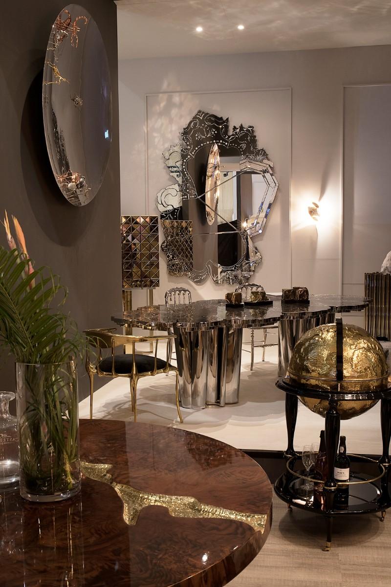 maison et objet What to expect about Maison et Objet 2018 September in Paris Equator Gold by Boca do Lobo