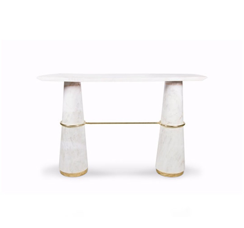 console tables Make a Stylish Statement With These Unique Console Tables Make a Stylish Statement With These 10 Unique Console Tables 1