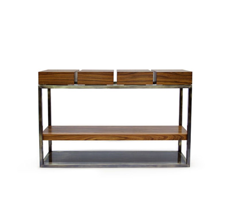 console tables Make a Stylish Statement With These Unique Console Tables Make a Stylish Statement With These 10 Unique Console Tables 3