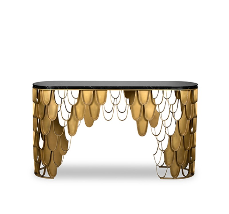 console tables Make a Stylish Statement With These Unique Console Tables Make a Stylish Statement With These 10 Unique Console Tables 5