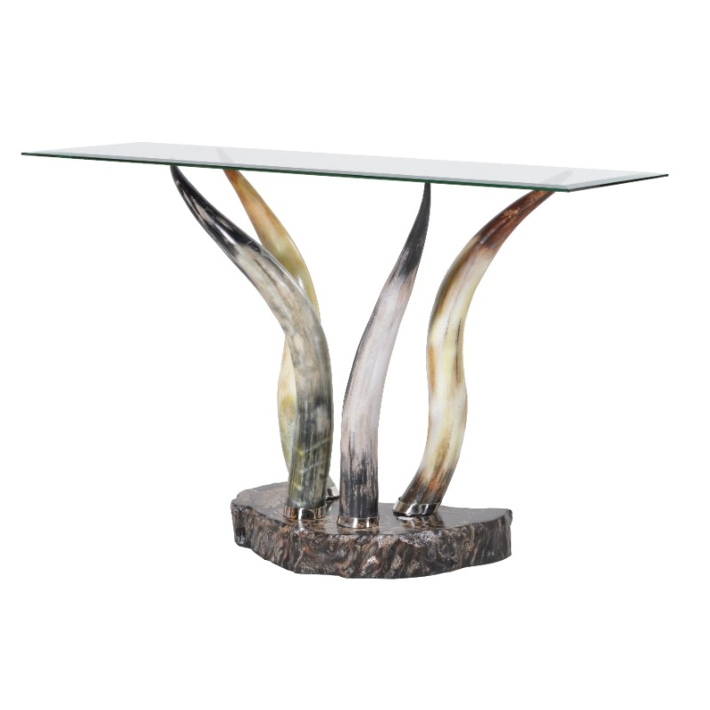 The Best Glass Console Tables for your Living Room glass console tables The Best Glass Console Tables for your Living Room The Best Glass Console Tables for your Living Room 6