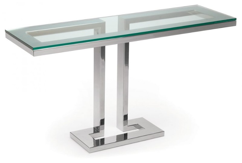 The Best Glass Console Tables for your Living Room glass console tables The Best Glass Console Tables for your Living Room The Best Glass Console Tables for your Living Room 7