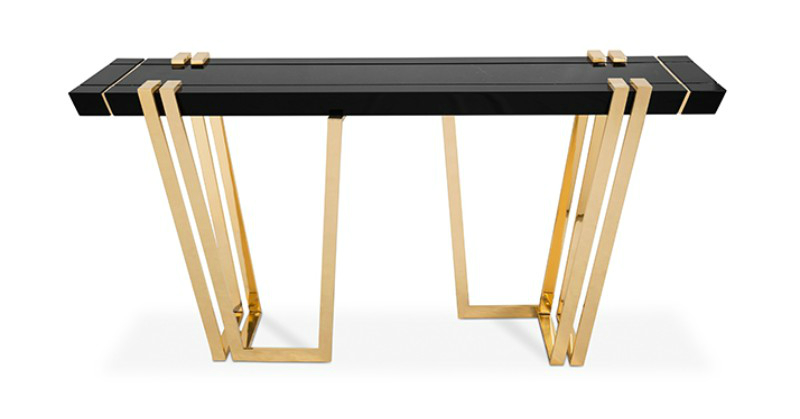 luxury brands The Best Modern Console Tables by Top Luxury Brands The Best Modern Console Tables by Top Luxury Brands 3