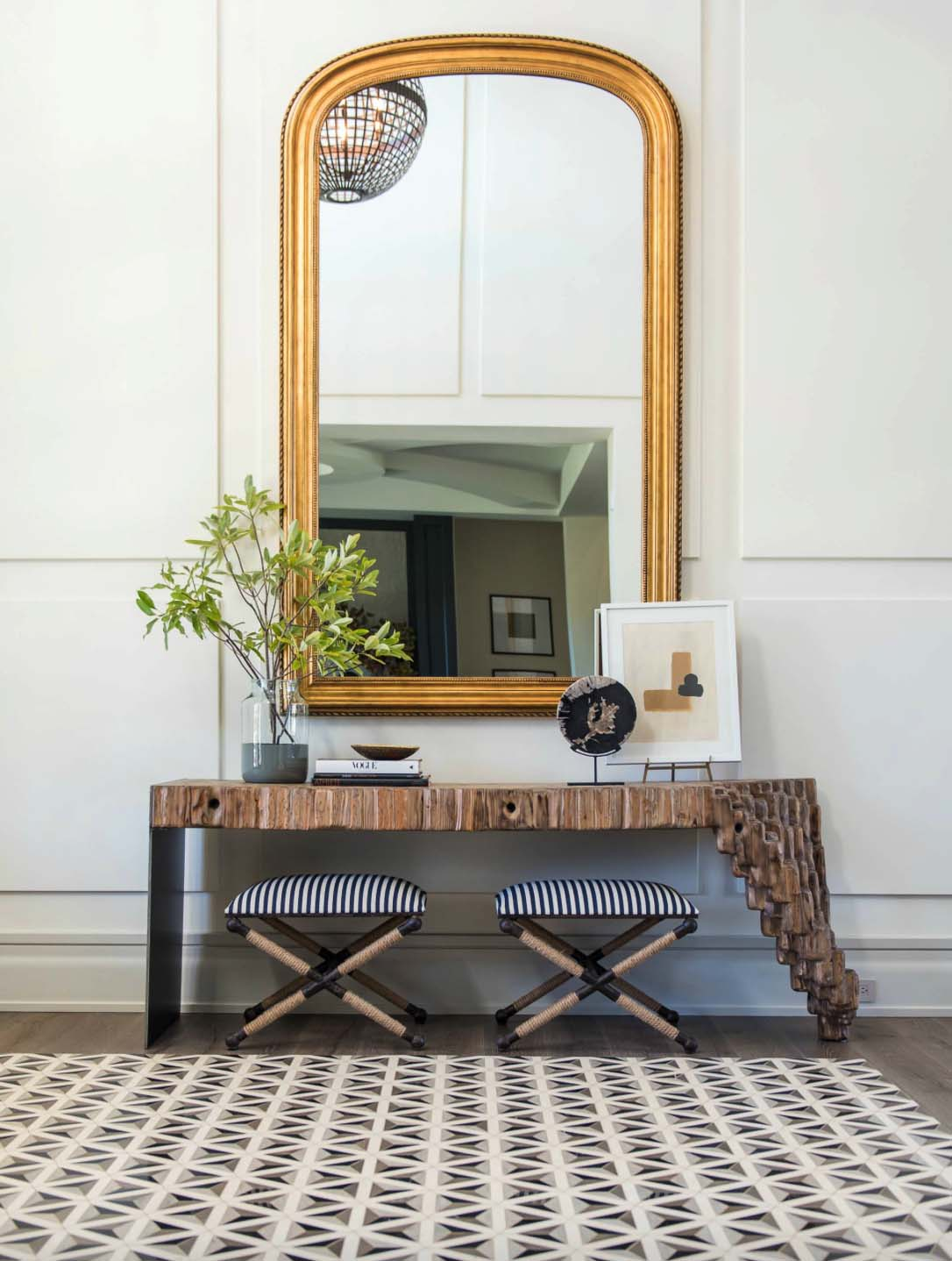 console table designs The best Console Table Designs for Your Entryway The best Console Table Designs for Your Entryway 1