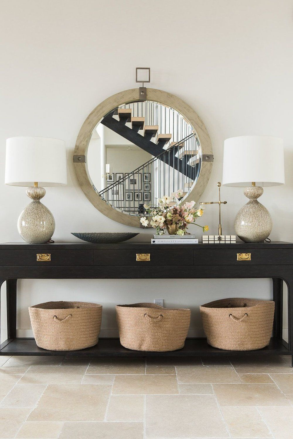 console table designs The best Console Table Designs for Your Entryway The best Console Table Designs for Your Entryway 6