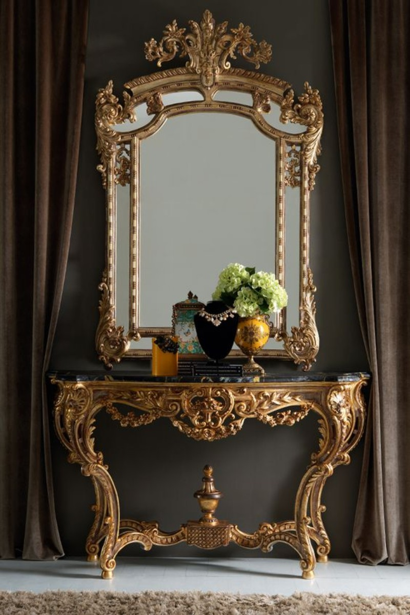 Console Tables Design inspired by Versailles console tables design Console Tables Design inspired by Versailles console tables design versailles 10