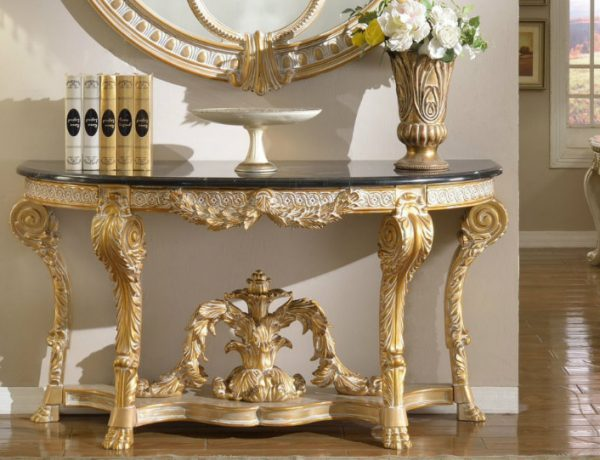 Console Tables Design Inspired By Versailles