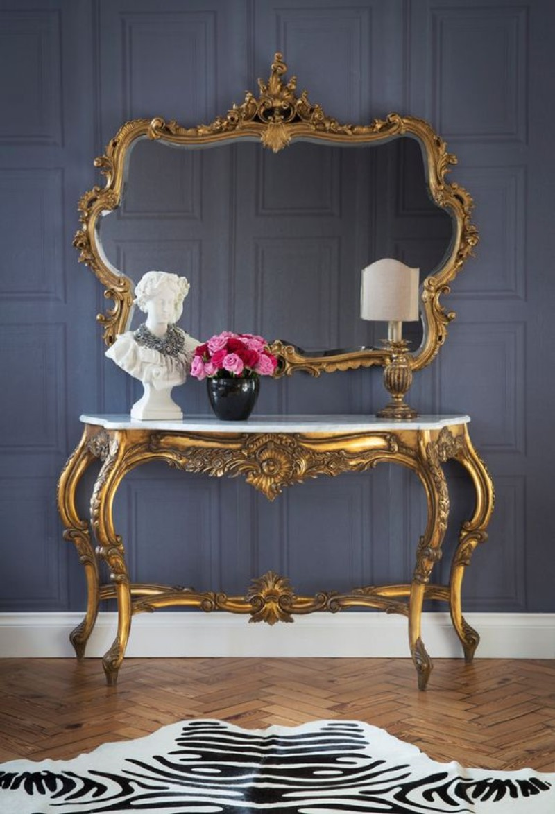 Console Tables Design inspired by Versailles console tables design Console Tables Design inspired by Versailles console tables design versailles 4