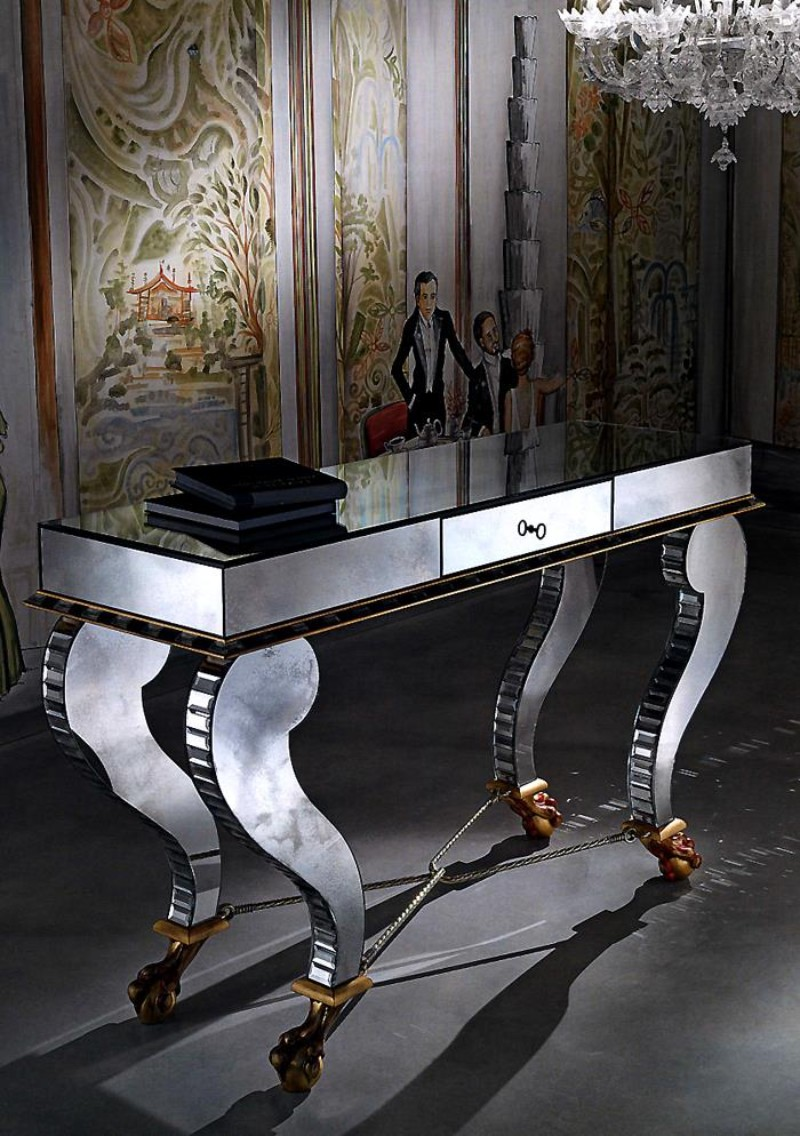 console tables Luxury Console Tables by Taylor Llorente Luxury Console Tables by Taylor Llorente 14