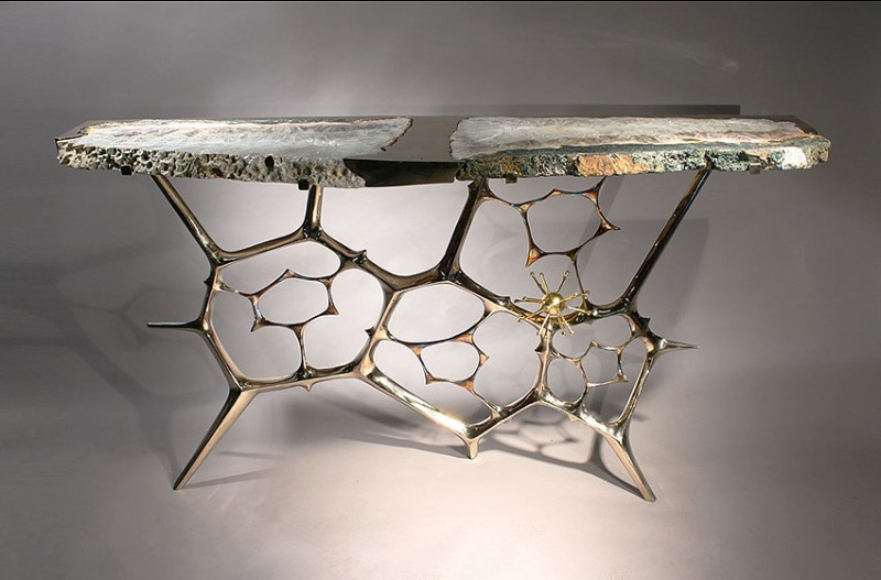 console tables Luxury Console Tables by Taylor Llorente Luxury Console Tables by Taylor Llorente 3