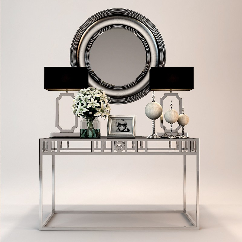 console tables Minimalist Console Tables by Andrew Martin Minimalistic Console Tables by Andrew Martin 1