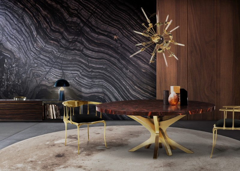 fine art Covet New York – Discover The Best Fine Art Pieces Supernova Chandelier by Boca do Lobo 1