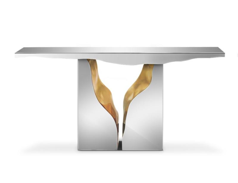 console tables Luxury Console Tables For Autumn Season autono7
