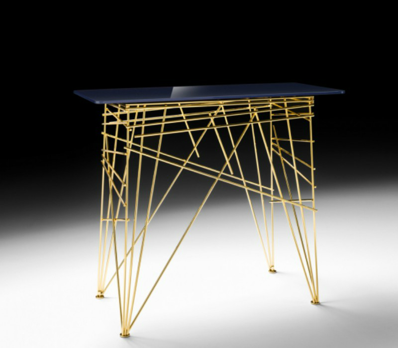 modern console tables, interior space, living space, contemporary furniture, interior design, home décor, luxury brand, console table console table Discover The Most Supreme Console Table Trends For 2019 Contemporary Italian Designer Lacquered Console Table