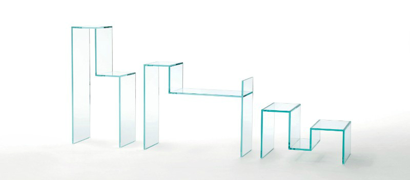 modern console tables, interior design, design ideas, luxury brand, modern furniture, luxury brand, project, masterpiece, glass table, console table interior design These Glass Consoles Will Reach The Apogee of Your Interior Design TORRI glas italia 1 1