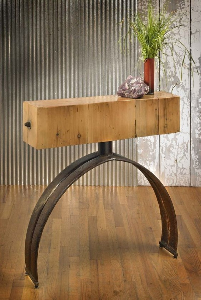 The 10 Best Wood Console Tables On Pinterest wood console tables The 10 Best Wood Console Tables On Pinterest The 10 Best Wood Console Tables Pinterest 4