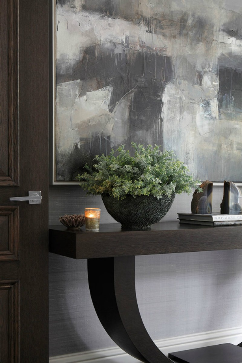 wood console tables The 10 Best Wood Console Tables On Pinterest The 10 Best Wood Console Tables Pinterest 9