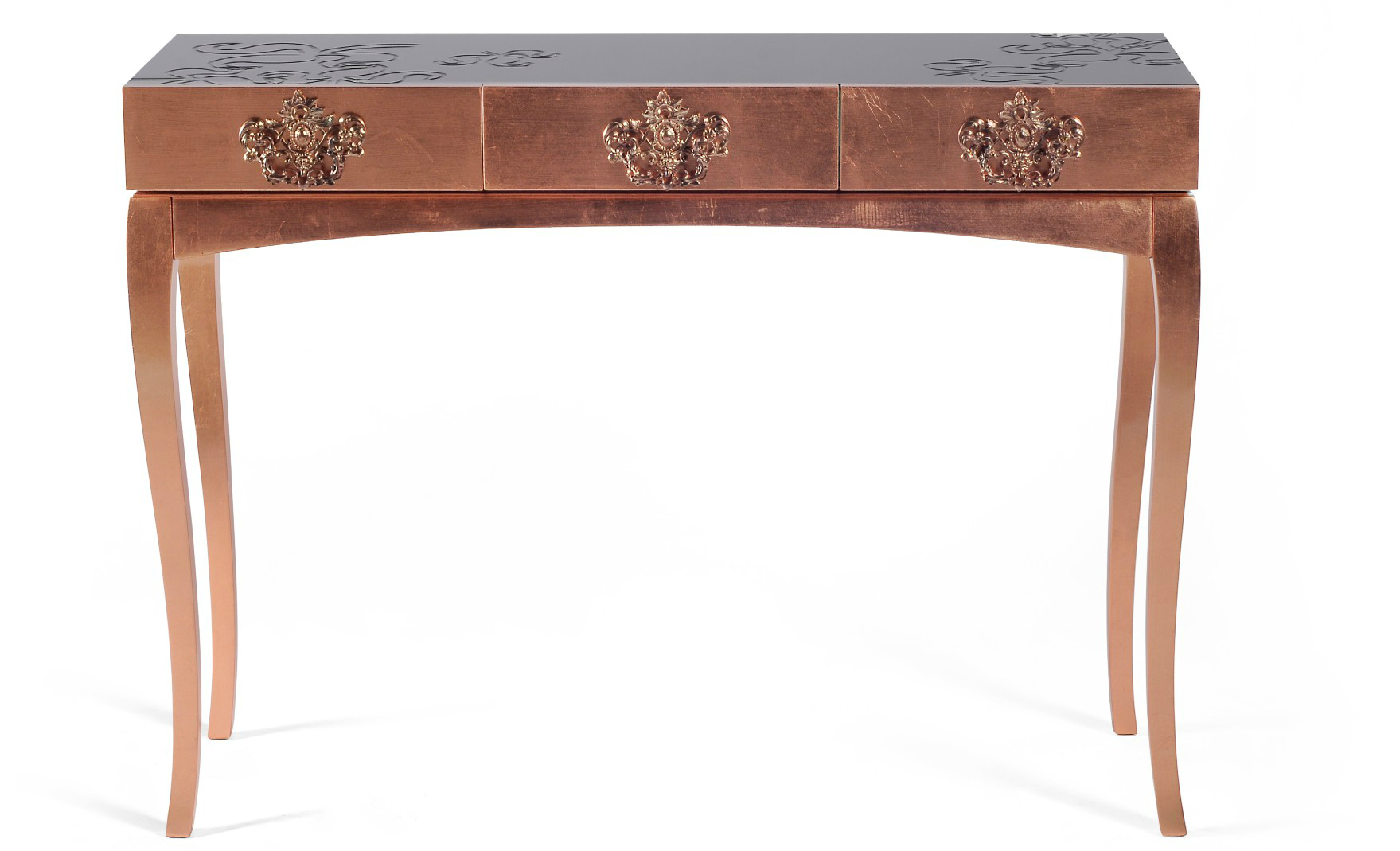 console table 10 Slender And Elegant Console Tables for Small Spaces trinity console MCT 1