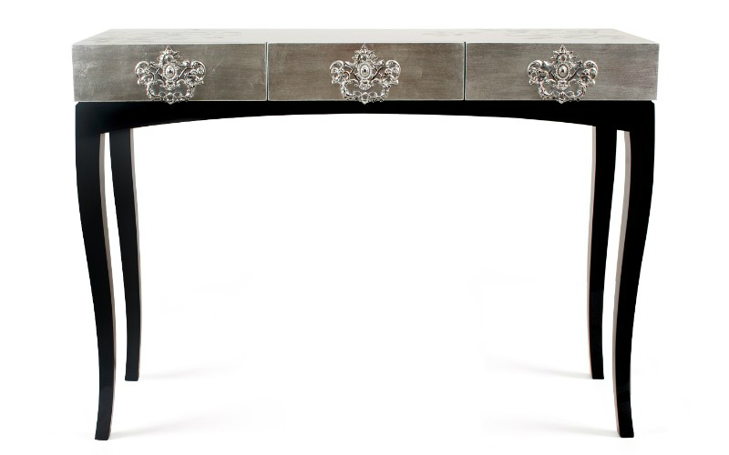 console table 10 Slender And Elegant Console Tables for Small Spaces trinity console MCT 3