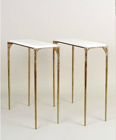 Limited Edition Consoles limited edition console 5 Limited Edition Consoles for a Modern Decor Adam Williams Console Tables 381x460