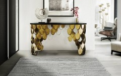 modern console table modern console table How to Pick the Perfect Modern Console Table for Your Dining Room ft 2 240x150