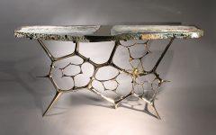 Rare design taylor llorente 10 Elegant Console Tables Designed by Taylor Llorente sculptural console table a1 240x150