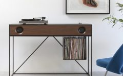 console table Symbol Stereo Console Table Has An Audio Component stereo SYMBOL Stereo Console SCT BlW Sq TT 1024x1024 240x150