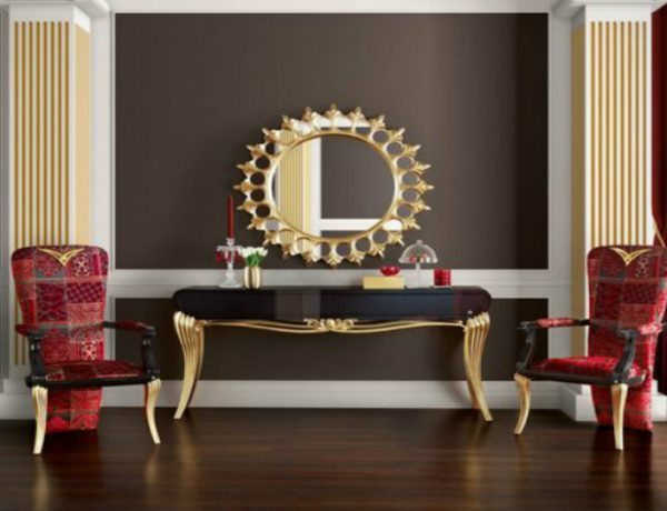 console tables Top 5 Golden Modern Console Tables to Inspire You Today 5828d7d0ed107c4e7c6f8891d8483dd8 1 600x460