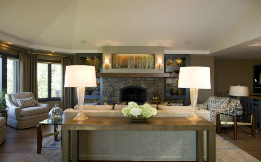 5 Places to use a Luxury Console Table