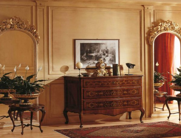 Console Table Best Golden Mirrors for a Luxury Console Table 19 1 600x460