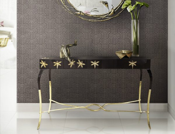 european designs Best European Designs for Modern Console Tables feats 600x460