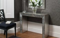 Silver Modern Console Tables Top 10 Silver Modern Console Tables featured 240x150