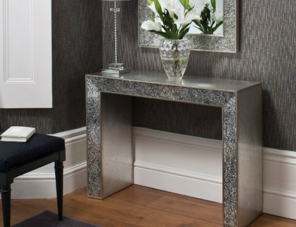 Silver Modern Console Tables Top 10 Silver Modern Console Tables featured 600x460