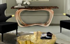 modern console tables Trendy Duo: Modern Console Tables & Center Tables CAPA 4 240x150