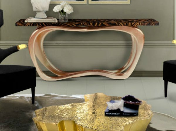 modern console tables Trendy Duo: Modern Console Tables & Center Tables CAPA 4 600x449
