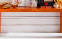 console table The perfect colors for your Console Table ORANGE CAPA 240x150