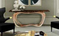 console table Where to find the Best Modern Console Tables infinity cap 240x150