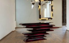 console table Van der Straeten Console Table Design – 7 Unique Pieces Herve Van der Straeten art marvels 240x150