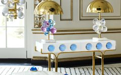 interior design styles Interior Design Styles with Gloss Finish Console Table Web Spring2016 GloboCollection 240x150