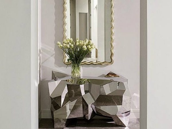 foyer design The Best Foyer Design with Console Tables COVER 10 600x451