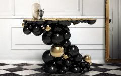 console tables 10 Inspiring Artistic Console Tables Ideas Newton Console feature 240x150
