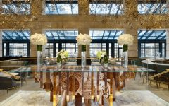 hotel lobby design Editor's Choice: Hottest Hotel Lobby Design 2017 fairmont hotefeatureimage 240x150
