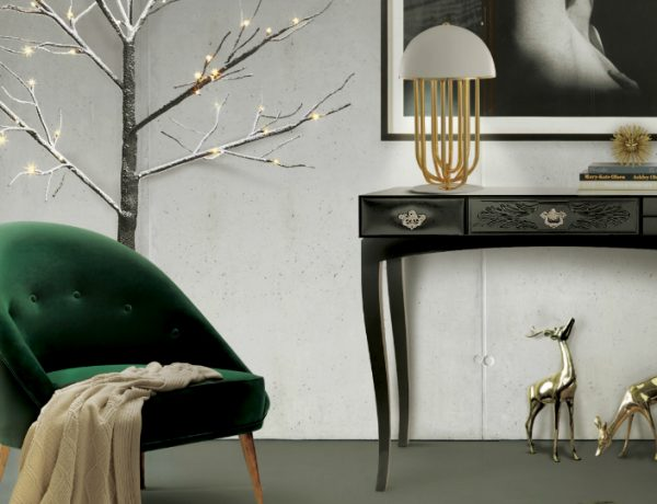 console table Get Inspired: How to Style a Console Table Featured Image Most Beautiful Black Console Tables You Can Find 2 600x460