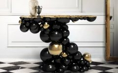 black console tables Top 5 Black Console Tables for your Living Room Top 5 Black console tables for your living room 240x150